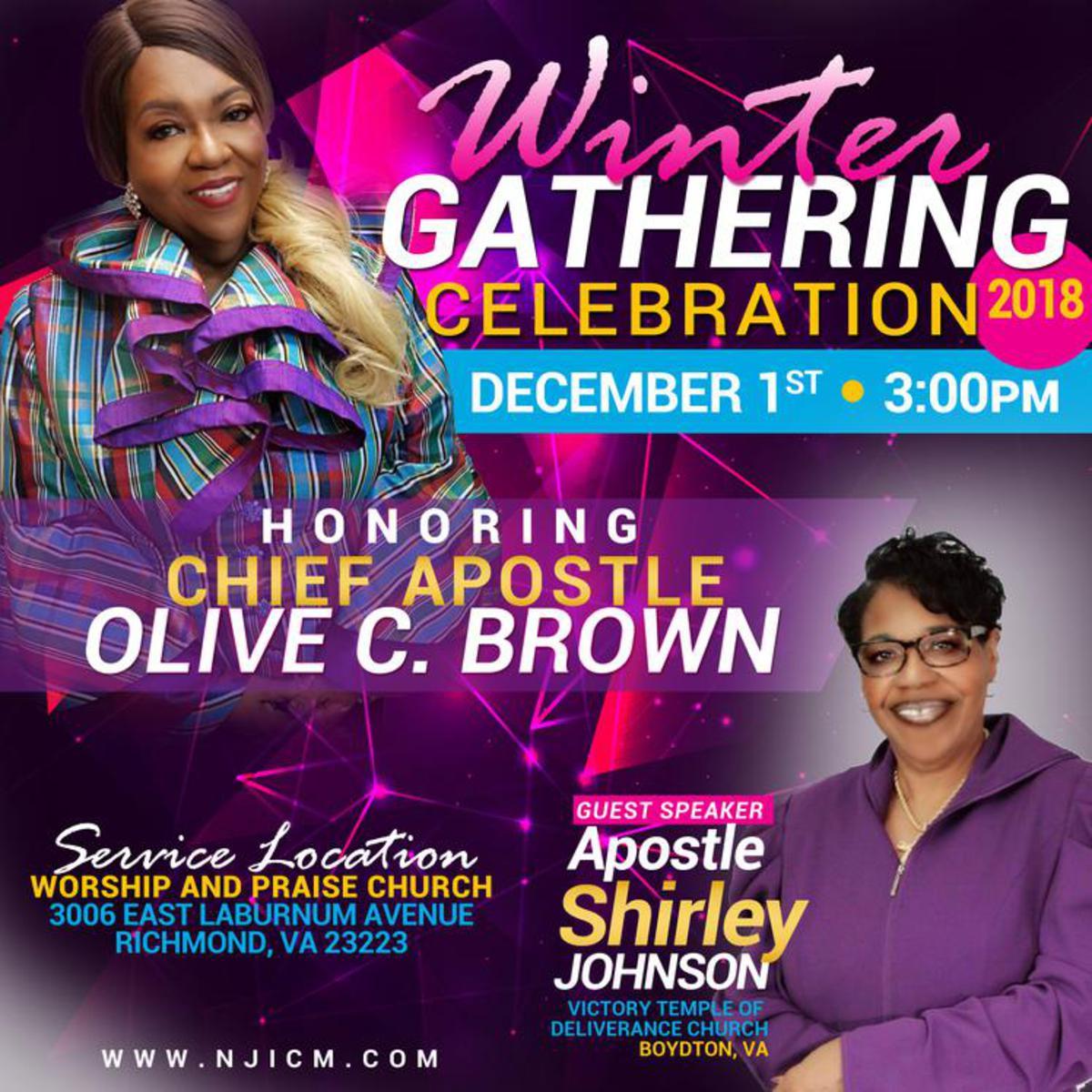 Winter Gathering Celebration