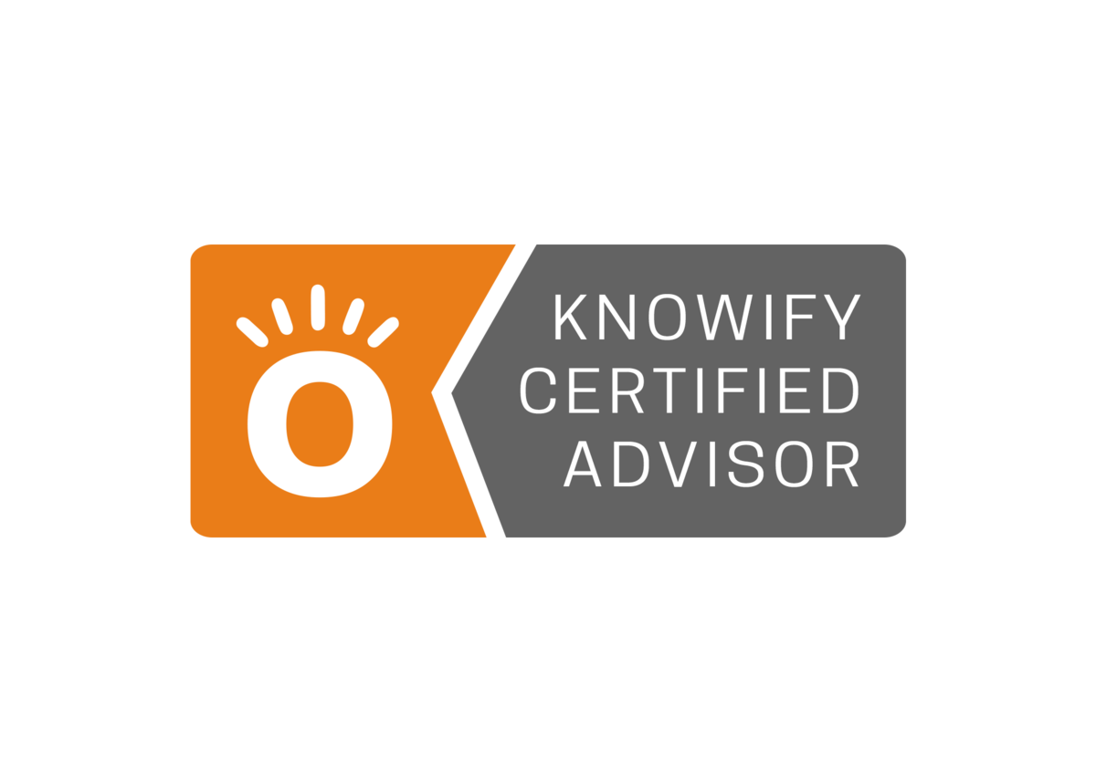 Happy to Announce We are Knowify Advisor Certified
