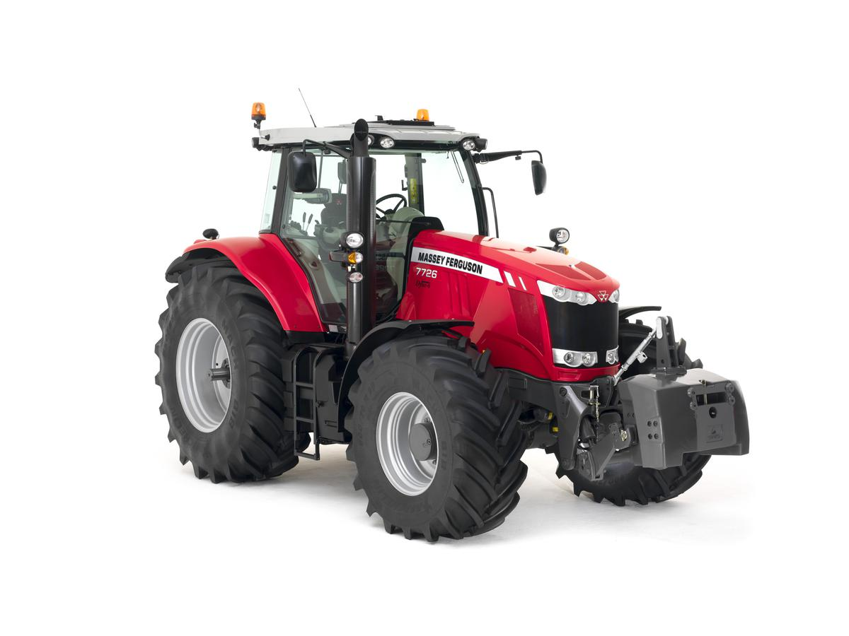 Massey Ferguson 7700 Series Tractor Awarded