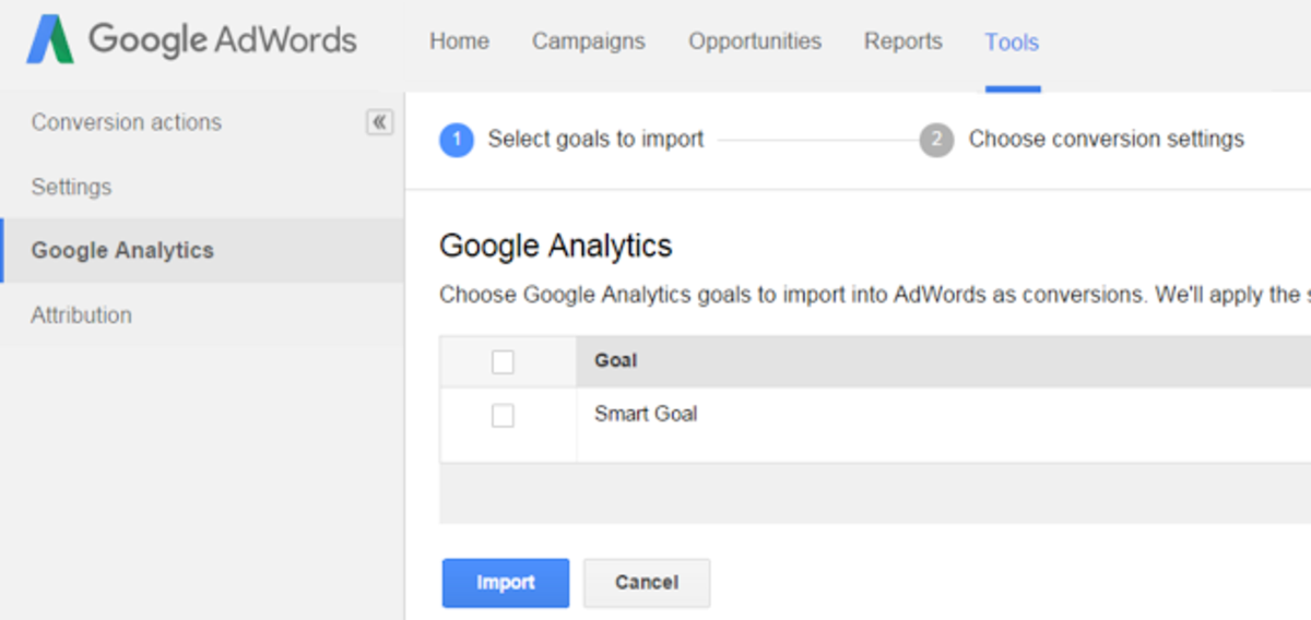 Use Smart Goals, Powered By Google Analytics, To  Optimize In Adwords