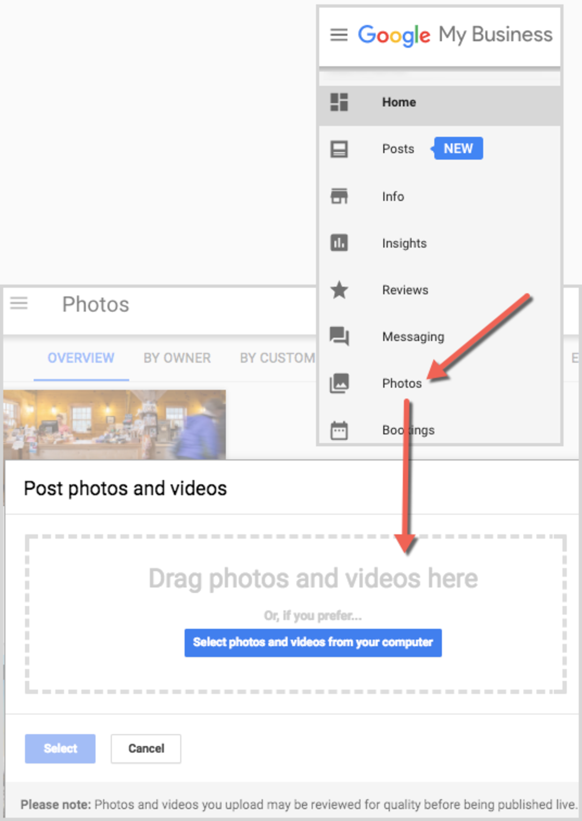 You Can Now Add Videos To Your Google My Business Listing