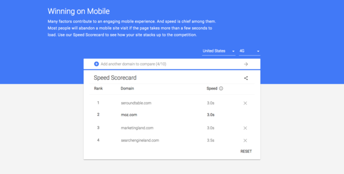 Google Launches Two New Tools To Highlight The Importance Of Page Speed On Mobiles