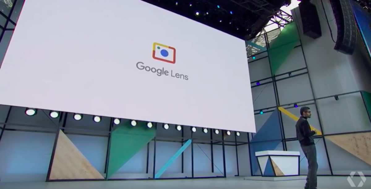Search With Your Camera With Google Lens