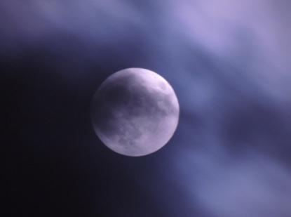 Jerusalem and the Hunter/Harvest Moon
