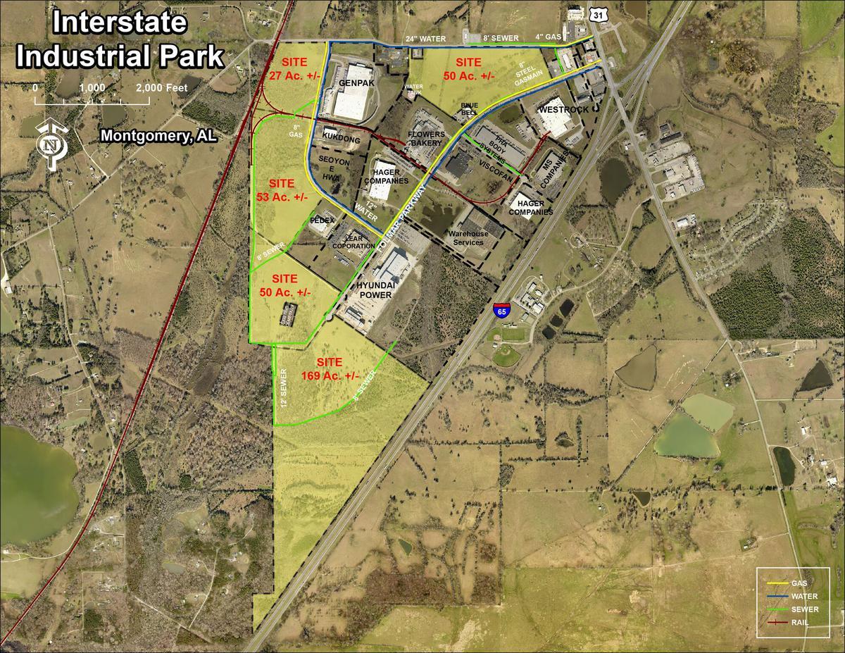Interstate Industrial Park receives AdvantageSite Re-Designation
