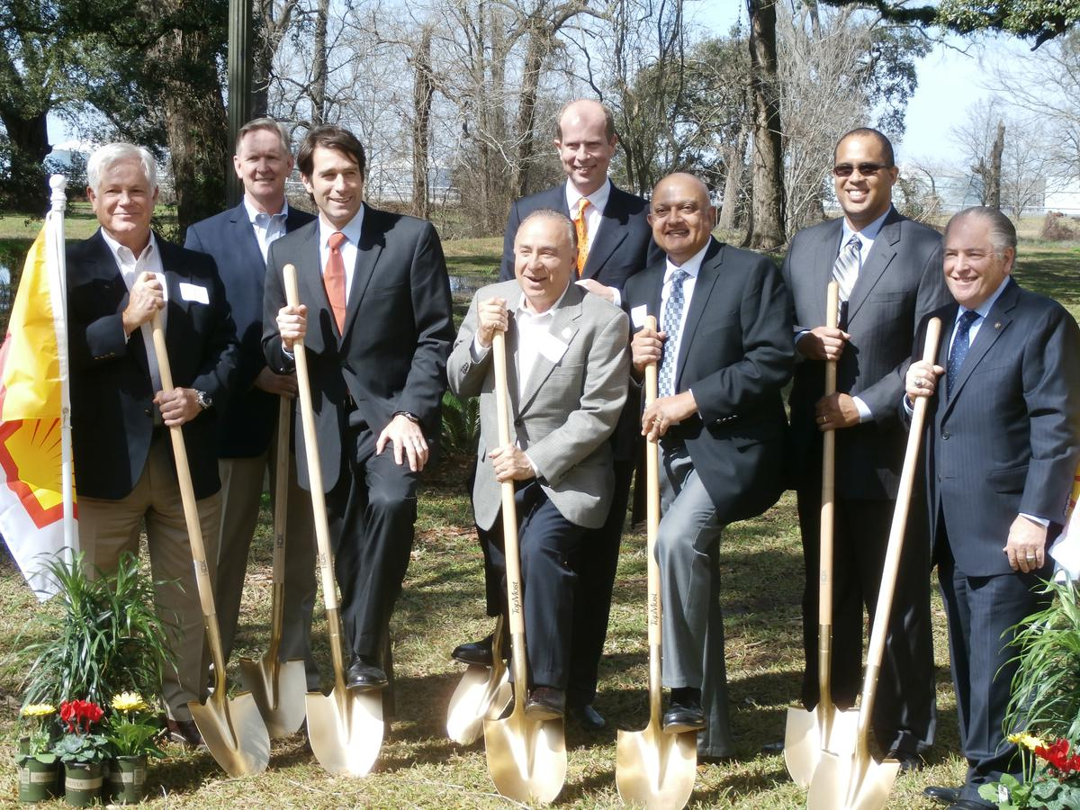 Shell Chemical Breaks Ground On Major Louisiana Expansion