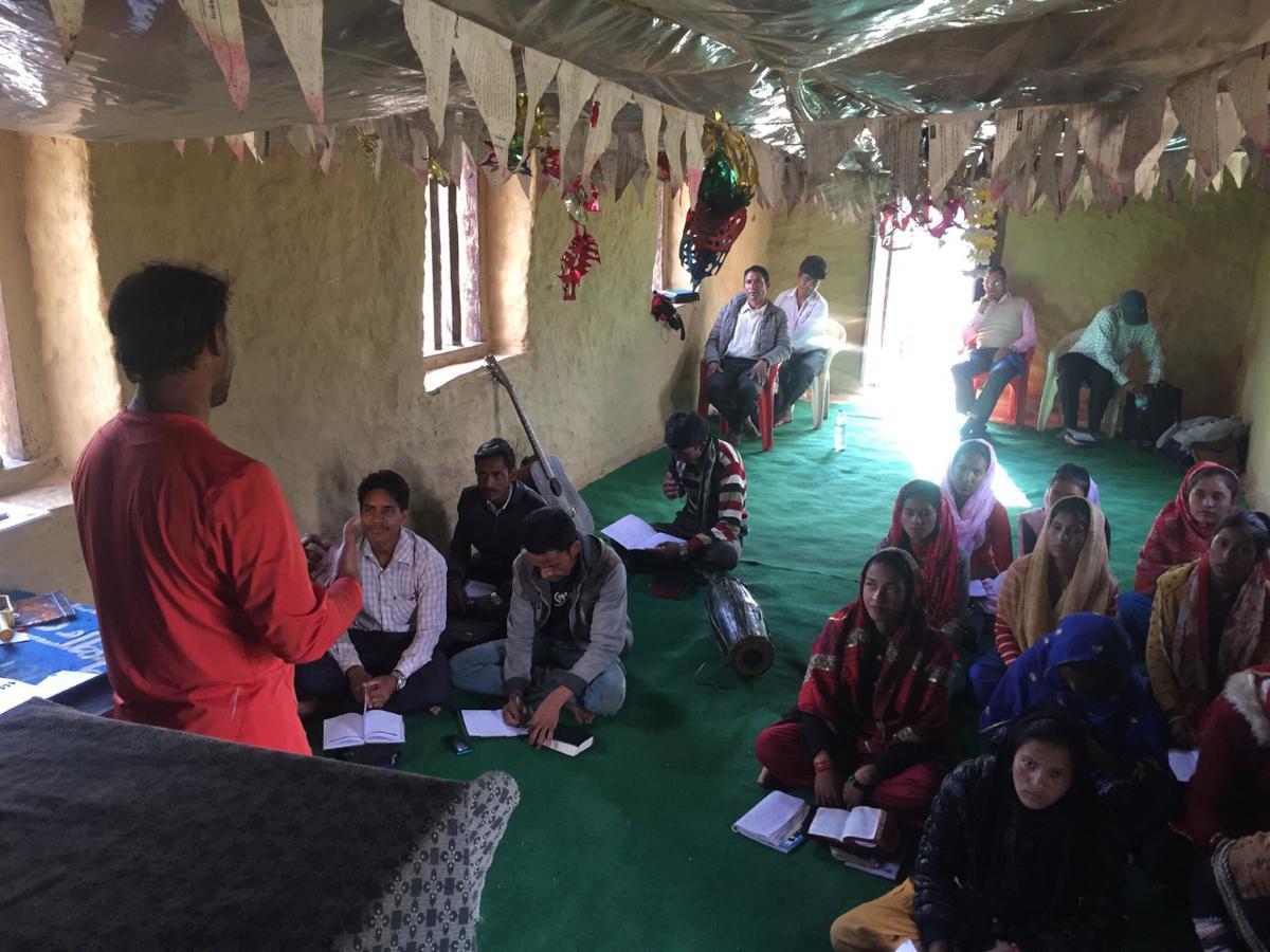 BK in Nepal