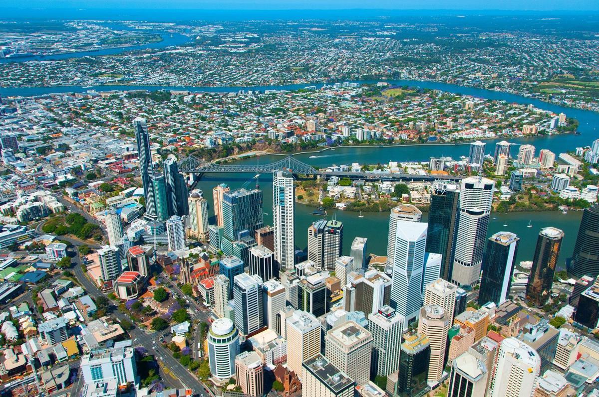 Brisbane by 2050