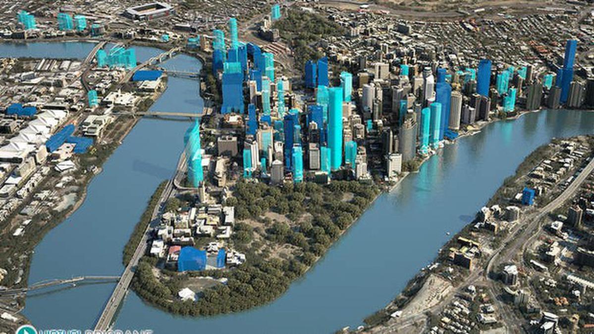 Brisbane plan 2034