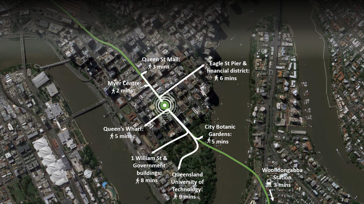 Cross River Rail Priority Development Area Declared for Underground Station