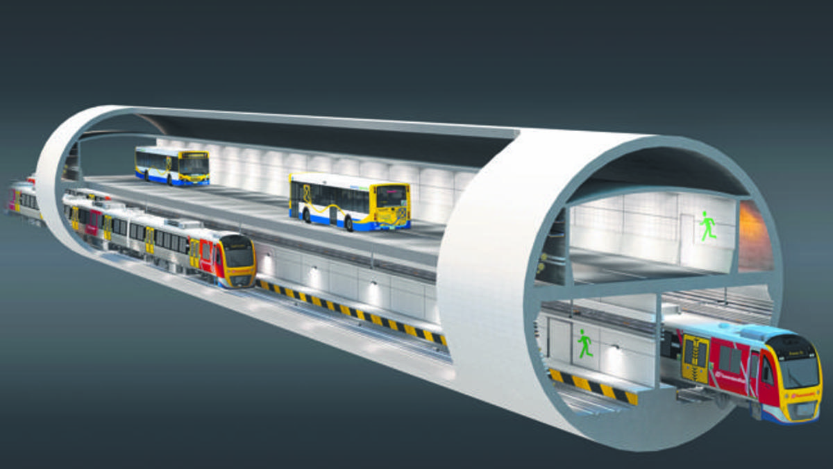 State Government Announces $5 Billion for Underground Bus/Train (UBAT)
