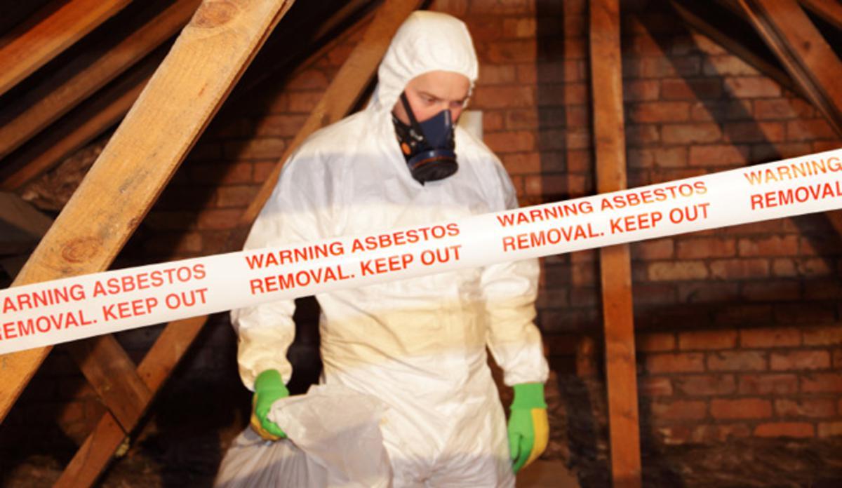 Investor risks - Asbestos contanimation