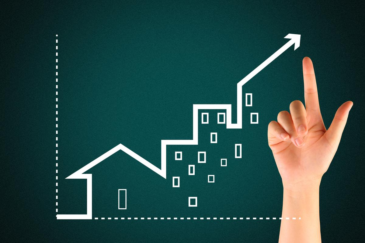 Modest rise in National House Prices
