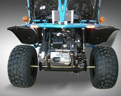 KANDI 200cc Power Buggy Rail - FULLY AUTOMATIC! w/REVERSE ( GK 2055 )