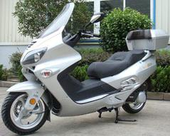 250cc CMS Roadster Touring Moped 250cc Water Cooled Motor Scooter - FREE  SHIPPING ( MP 5019 )
