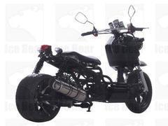 countyimports.com motorcycles scooters - CMS 49cc | 50 MADDOG Moped on