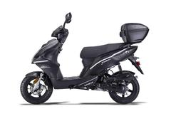 ZNEN 150CC FALCON SCOOTER| Fully Automatic Scooter for Sale Free USA  Delivery