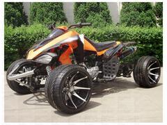CMS 125cc R-12 Japanese Style Race ATV - 3 Speed Semi-Auto w/Reverse ( IB -  1212)