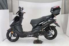 New 150cc Amigo Phenom gas motor scooter