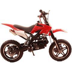 49cc Fully Auto Mini 2 Stroke Pull Start Dirt-Bike countyimports.com