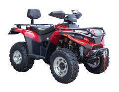 Buy at discount price a 300cc atv with free winch and free shipping