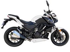 Vitacci GTO 250cc high performance motorcycle at countyimports.com