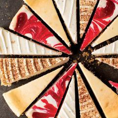 Send Cheesecake Sampler