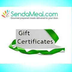 Gift Certificate - Send a Meal