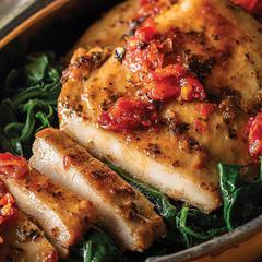 Italian Chicken Dinner