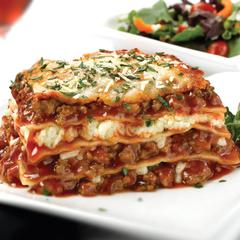 Prepared Beef Lasagna Delivered