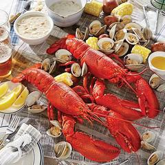 Seafood Dinner Shipped