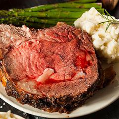 Gourmet Prime Rib Meal Delivered