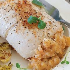 Stuffed Sole Meal