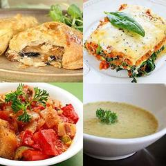 Vegetarian Meals Delivered
