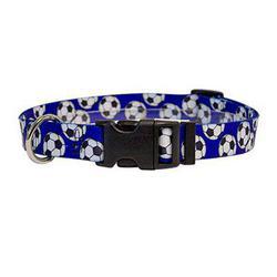 Soccer balls collar