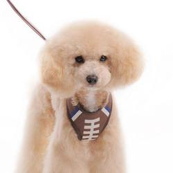 Dogo Easygo Football design step in dog harness