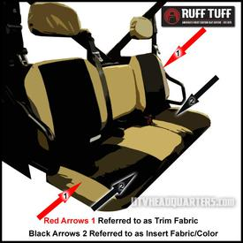 Terrific Ruff Tuff Seat Covers For John Deere Rt Jd Machost Co Dining Chair Design Ideas Machostcouk