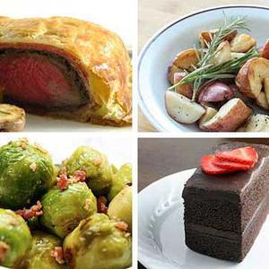 Beef Wellington Holiday Dinner