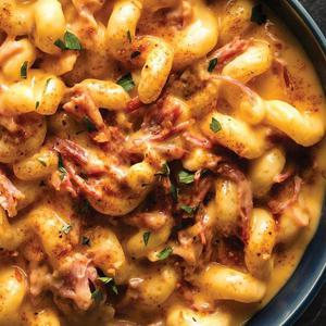 BBQ Mac & Cheese Delivery