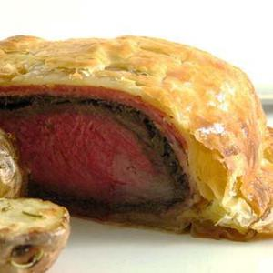 Beef Wellington Delivered