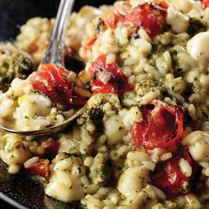 Caprese Risotto Delivered