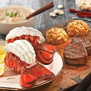 Send a Steak Lobster Dinner