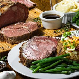 Prime Rib Holiday Dinner Delivered