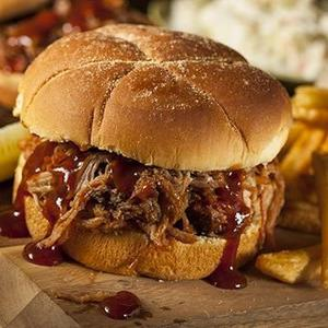 Pulled Pork Delivered