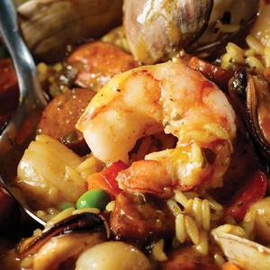 Spanish Rice with Seafood & Sausage Delivery