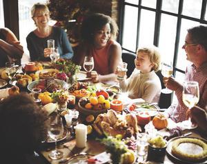 Create Your Own Christmas Dinner