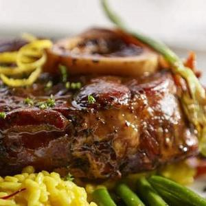 Veal Osso Bucco shipped