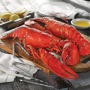 Live Lobster Delivered To