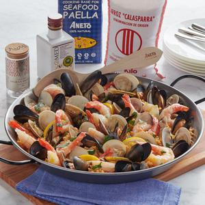 Paella Gift Set Delivered