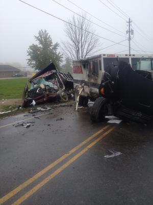 Newbury Volunteer Fire Department, Newbury, Ohio - Hotshots